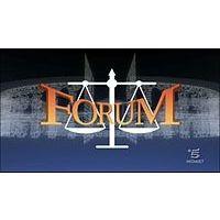 FORUM: SESSIONE POMERIDIANA DEL SABATO