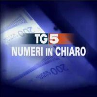 Tg5 numeri in chiaro